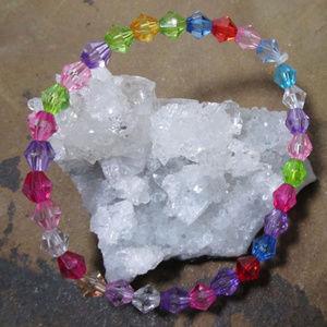 Girls teens juniors candy bracelet handmade small
